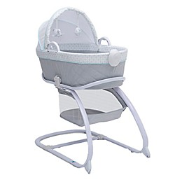 Delta Children Deluxe Merida Moses Bassinet