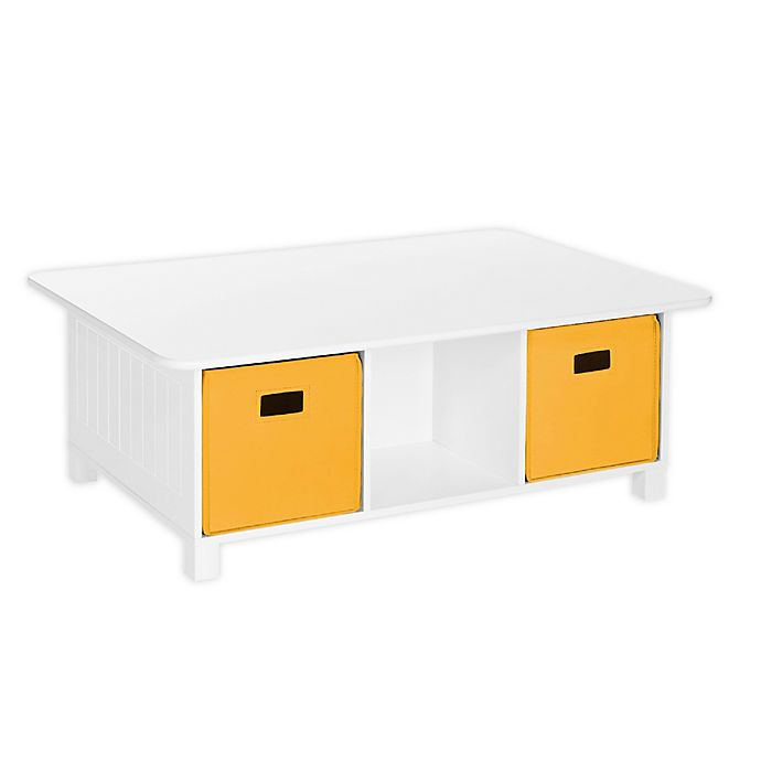 Alternate image 1 for RiverRidge® Home Kids Activity Table with Storage Bins