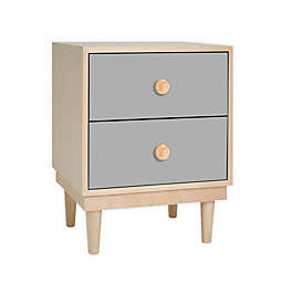 Nico & Yeye Lukka Kids 2-Drawer Nightstand