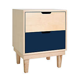 Nico & Yeye Kabano Kids 2-Drawer Nightstand