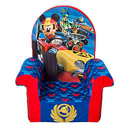Spin Master™ Marshmallow Mickey Roadsters High Back Chair