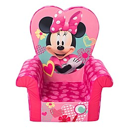 Spin Master™ Marshmallow Minnie Mouse High Back Chair