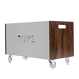 Nico & Yeye Rolling Toy Box Chest