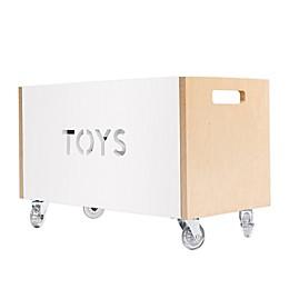 Nico & Yeye Rolling Toy Box Chest