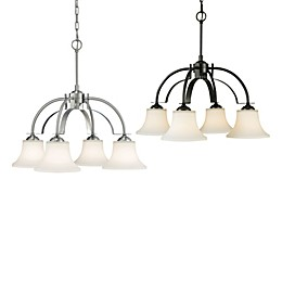 Sea Gull Collection by Generation Lighting Barrington 4-Light Kitchen Chandelier