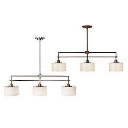 Sea Gull Collection by Generation Lighting Sunset Drive 3-Light Island Chandelier
