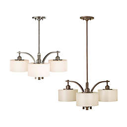 Sea Gull Collection by Generation Lighting Sunset Drive 3-Light Kitchen Chandelier