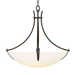 Feiss® Boulevard 3-Light Uplight Chandelier