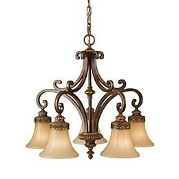 Sea Gull Collection by Generation Lighting Drawing Room 5-Light Kitchen Chandelier
