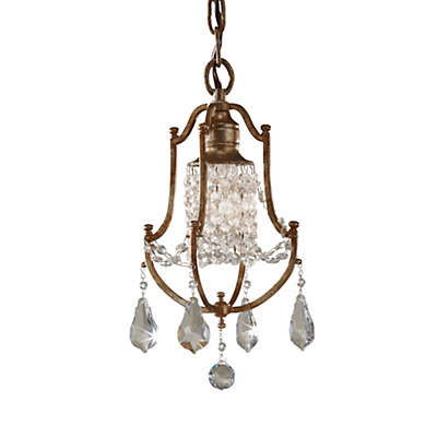 Feiss® Valentina 1-Light Mini Duo Chandelier