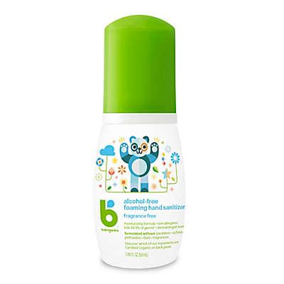 Babyganics® 1.69 oz. Fragrance-Free Alcohol-Free Foaming Hand Sanitizer