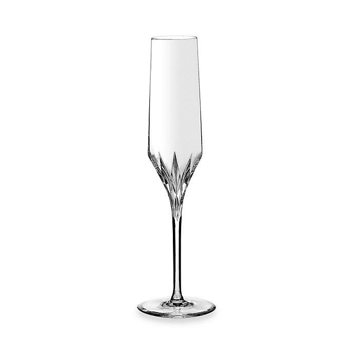 Vera Wedgwood Peplum Champagne Flute