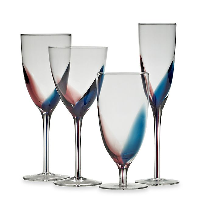 Alternate image 1 for Mikasa® Kya Wine Glass Collection