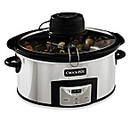 Crock-Pot® 6-Quart Digital Slow Cooker with iStir™ Automatic Stirring System