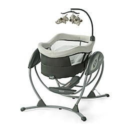 Graco® DuoGlider™ Gliding Baby Swing in Wit