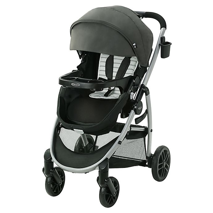 Alternate image 1 for Graco® Modes™ Pramette DLX Stroller in Hamilton