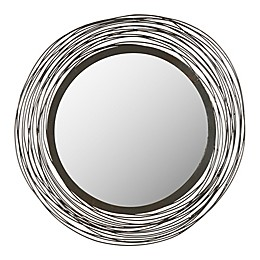 Safavieh 21-Inch Wired Wall Mirror