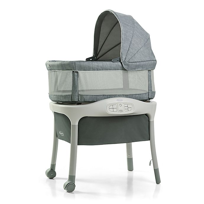 Alternate image 1 for Graco® Move 'n Soothe™ Bassinet in Mullaly