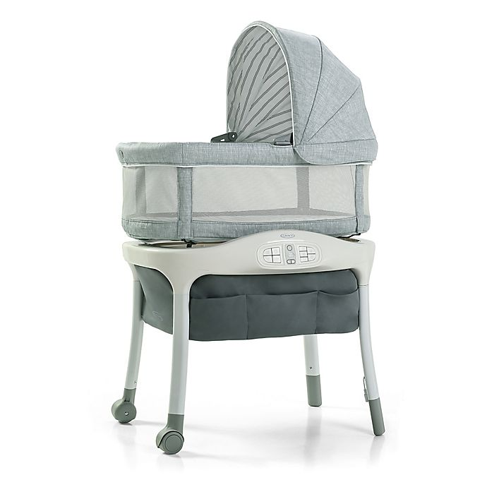 Alternate image 1 for Graco® Sense2Snooze® Bassinet with Cry Detection™ Technology