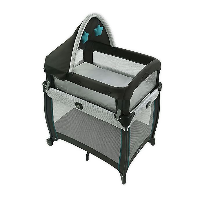 Alternate image 1 for Graco® My View 4-in-1 Bassinet