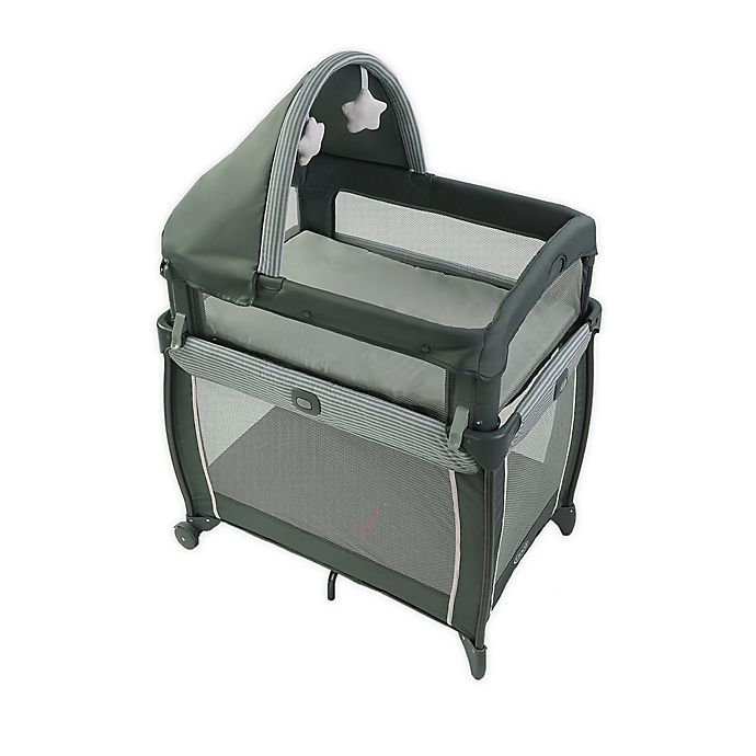 Alternate image 1 for Graco® My View 4-in-1 Bassinet in Montana
