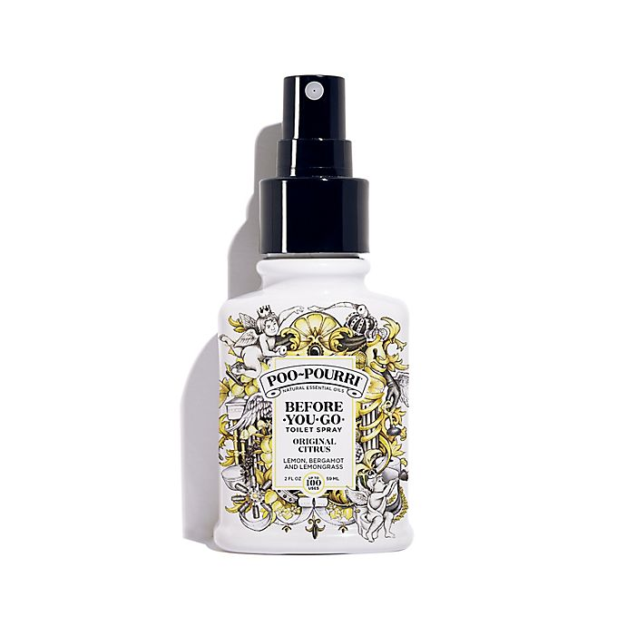 Alternate image 1 for Poo-Pourri® Before-You-Go® Toilet Spray in Original Citrus
