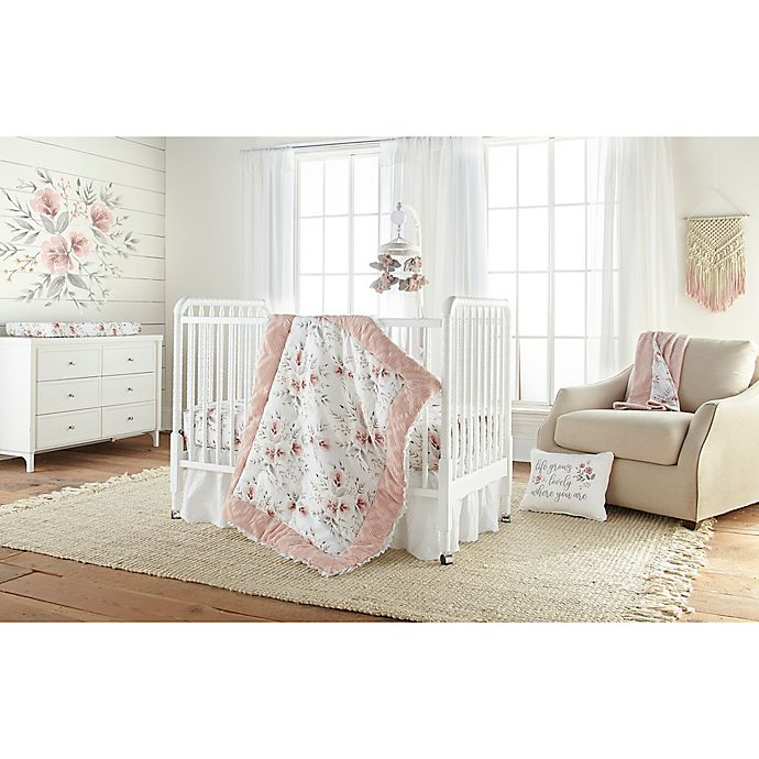 Alternate image 1 for Levtex Baby® Adeline Crib Bedding Collection