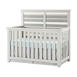 Child Craft™ Forever Eclectic™ Long Beach 4-in-1 Convertible Crib in Grey