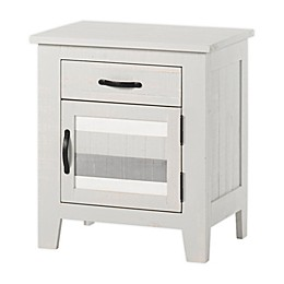Forever Eclectic™ Child Craft™ Long Beach Nightstand in Seascape Gray