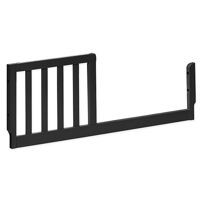 Alternate image 1 for DaVinci Mini Toddler Bed Conversion Kit (M20399) in Ebony