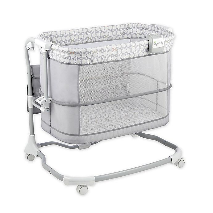 Alternate image 1 for Ingenuity™ Dream & Grow Bedside Bassinet™ in Dalton