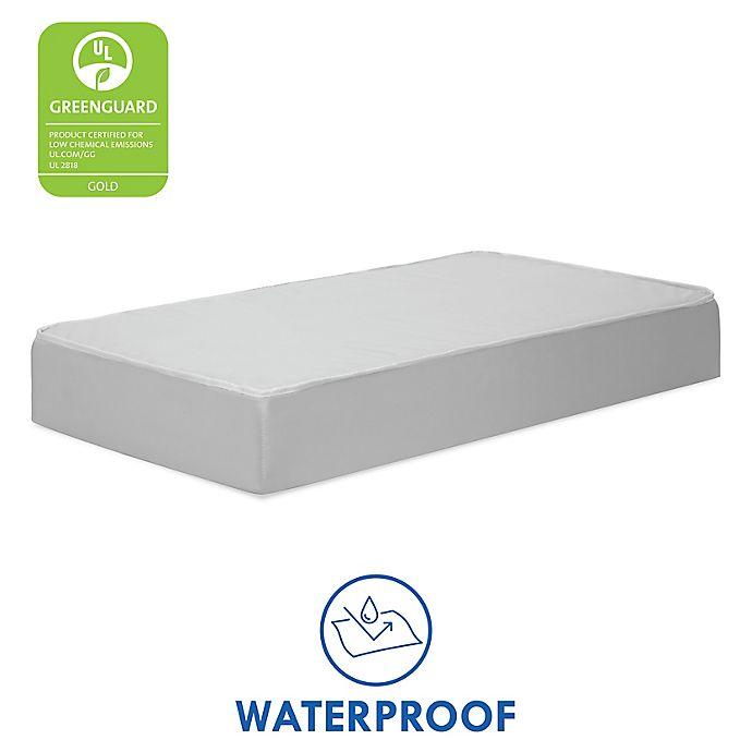 Alternate image 1 for DaVinci Complete Slumber Waterproof Mini/Portable Crib Mattress