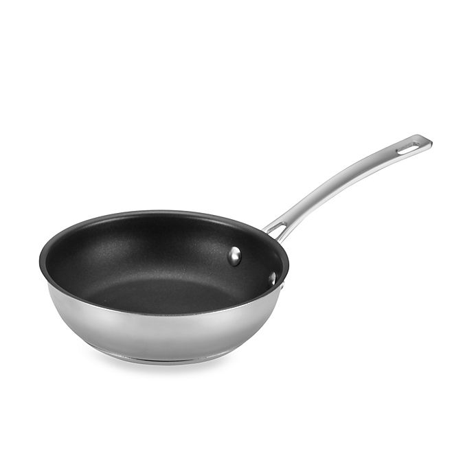 Alternate image 1 for Circulon® Genesis™ Stainless Steel Nonstick 8.5-Inch French Skillet