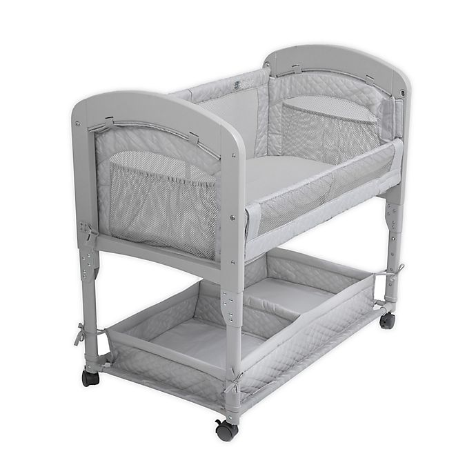 Alternate image 1 for Arm's Reach® Cambria Co-Sleeper in Grey