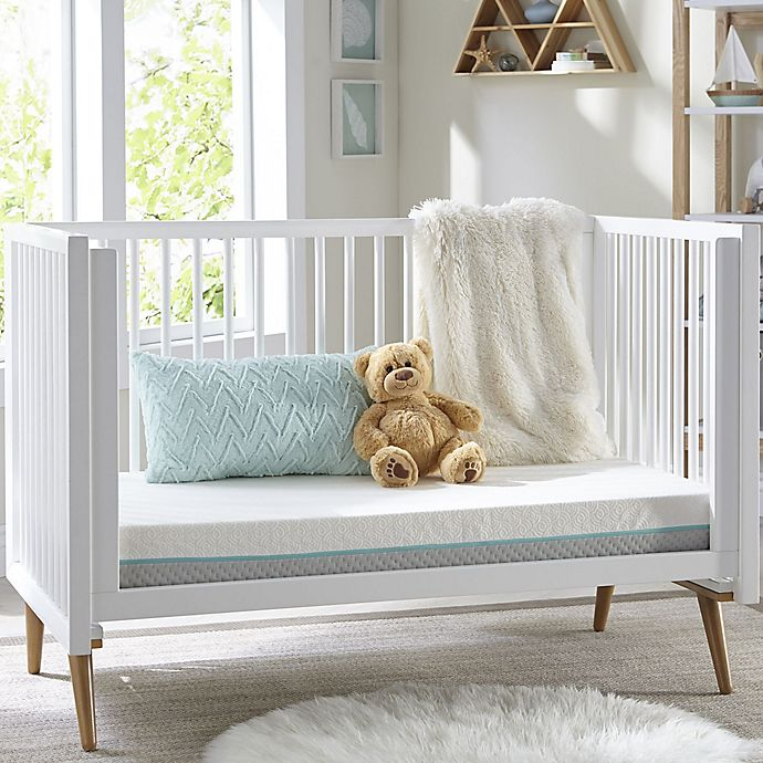 Alternate image 1 for Tempur-Pedic® TEMPUR-Dream™ 2-Stage Crib Mattress