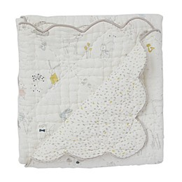 Pehr Magic Forest Quilted Blanket