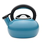 Circulon® Sunrise 2-Quart Tea Kettle in Turquoise