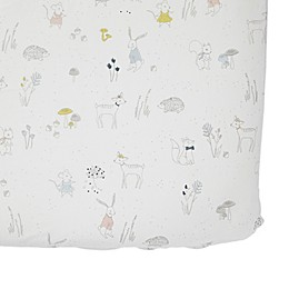 Pehr Magical Forest Fitted Crib Sheet
