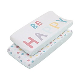 Little Love By Nojo® Changing Pad Cover in Teal