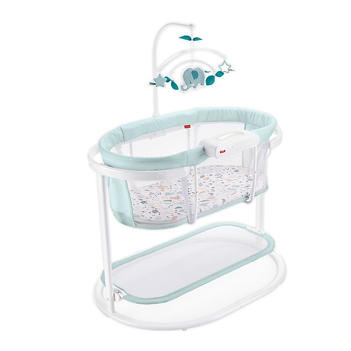Alternate image 1 for Fisher-Price® Soothing Motions™ Bassinet