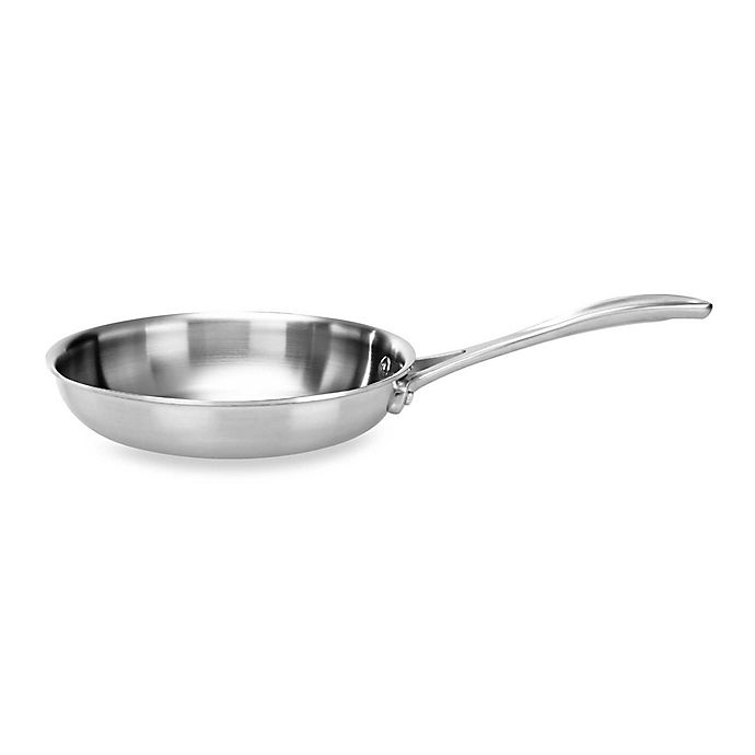 Alternate image 1 for Zwilling J.A. Henckels Spirit Stainless Steel Open Fry Pans