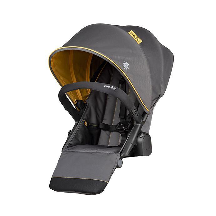 Alternate image 1 for Evenflo® Pivot Xplore™ Stroller Wagon Second Seat in Adventurer