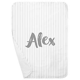Carousel Designs® Stripe Receiving Blanket