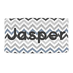 Carousel Designs® Chevron Nursery Changing Pad Cover