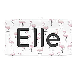 Carousel Designs® Flamingos Nursery Changing Pad Cover in Pink