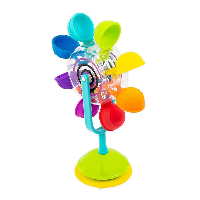 Alternate image 1 for Sassy® Whirling Waterfall Bath Toy