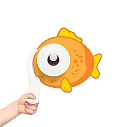 Kookooloos Guppy Potty Paper Holder in Orange