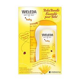 Weleda 2-Piece Baby Bundle Body Lotion and Shampoo Set
