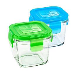 Wean Green® 2-Pack 4 oz. Wean Cube in Blue/Green