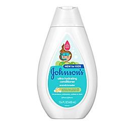 Johnson & Johnson® Kids 13.6 fl. oz. Ultra-Hydrating Conditioner
